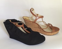 Shoe Travel Bags: Flats & Wedges. Pack your Shoes, Store your Shoes, Protect your Shoes, Individual Covers
