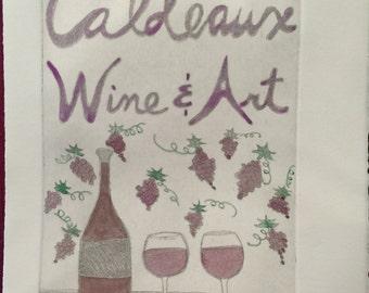 Caldeaux Wine & Art
