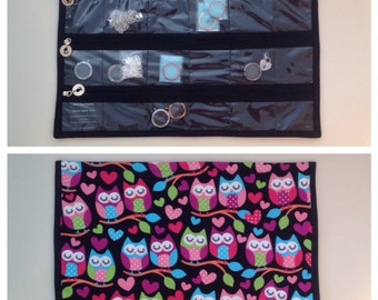 Locket bags - 18 pockets - Perfect for transporting your Origami Owl lockets or misc. jewelry