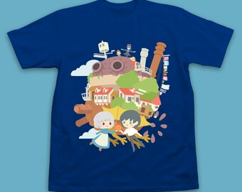 Howl's Moving Castle T-Shirt