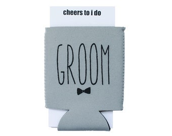 The ORIGINAL Groom can cooler