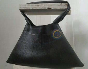 Recycled Tire Inner Tube Bag