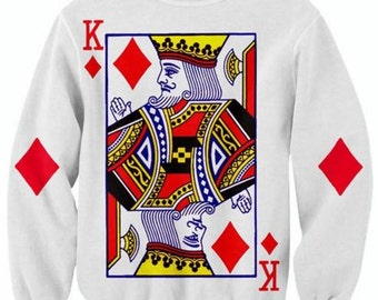 King of Hearts Sweatshirt