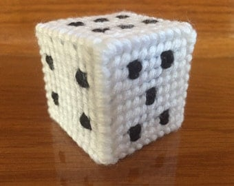 Set of 2 Dice- soft and great for a family game night