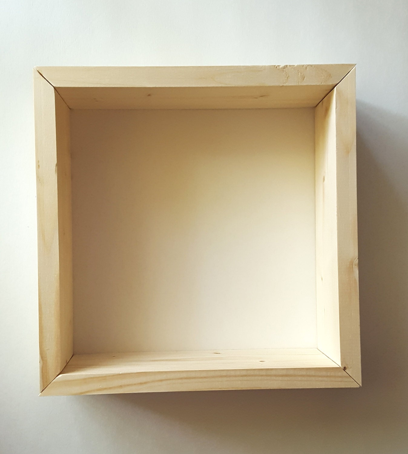 Unfinished wood craft boxes -  8 50