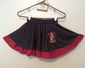 Hogwarts Skirt (any house)