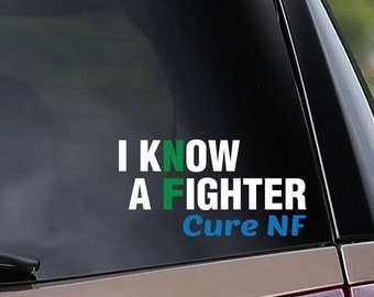 I Know A Fighter - Cure NF - Donations Made To Children's Tumor Foundation