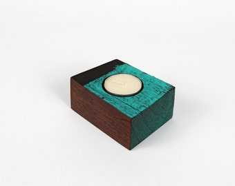 Miniature Reclaimed Wood Cutting Board