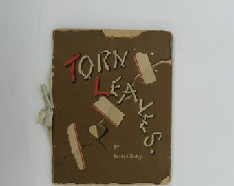 Torn Leaves by Joseph Bury
