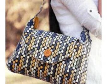 Bag Pattern, Jen Fox Pattern, Bag Patterns Australia