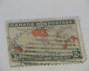 1898 CANADA STAMP (used)