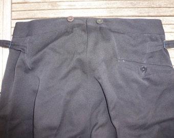 old pants more vest
