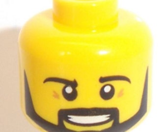 Lego Beards - Chargeable Extra with Lego Boxes