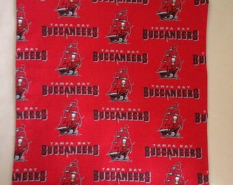 "Tampa Bay ""Buccaneers"" 16""X16"" Pillow Case/Cover"