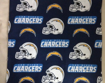 "San Diego ""Chargers"" 16""X16"" Pillow Case/Cover"