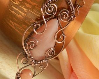 Taevala * sunrise necklace