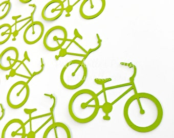 Bicycle Die Cuts, Bicycle Confetti