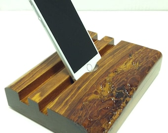 iPhone/Cell Phone Docking Stand - iPad/Tablet Docking Station - Free Shipping