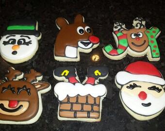 Christmas cookies, Holiday cookies