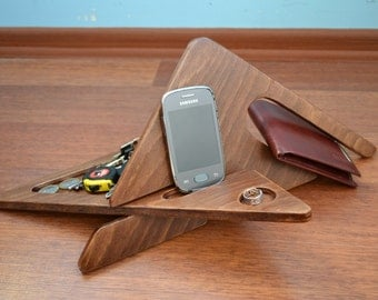 wood ipad dock tabblet. Black Bedroom Furniture Sets. Home Design Ideas