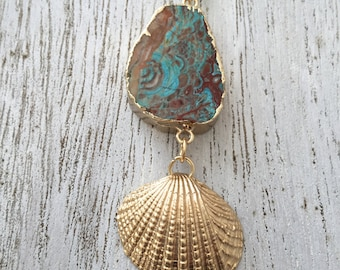 Necklace OCEANIC