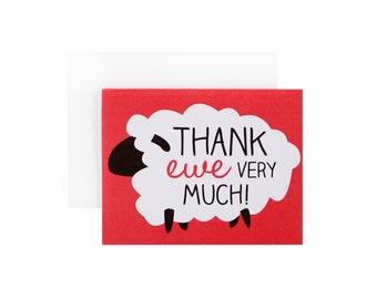 Thank Ewe Very Much