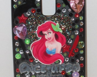 LG K7 Ariel Halloween Phone Case