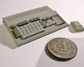 Mini Commodore Amiga A500 - 3D Printed!