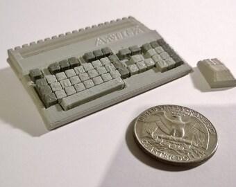 Mini Commodore Amiga A500 - 3D Printed!