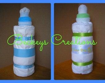 Diaper Bottle