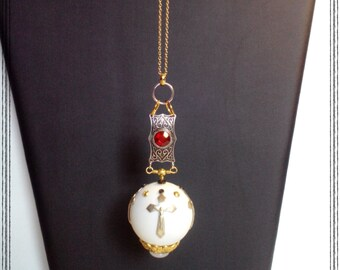 pendant jewelry designers. belief sphere
