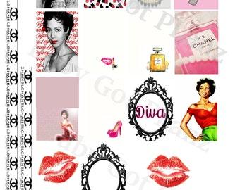 Vintage Dorthy Glamour