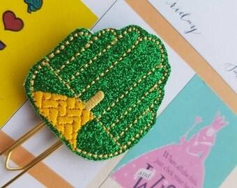 Emerald City Paper Clip