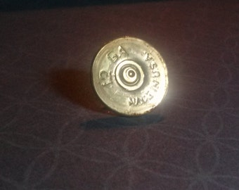 Shotgun Shell tie tack or hat pin