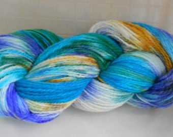 CC16/287 Handspun Pure Wool Yarn