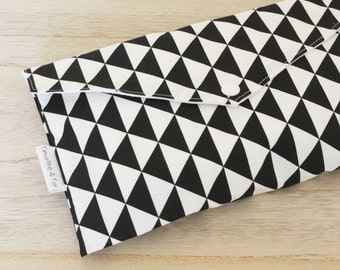 Layers, Collection Black & White pouch