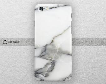White marble - iphone 6S case, iphone 6S plus case iphone 7 case iphone 6 plus case iphone SE case iphone 5S case iPhone 7 plus case