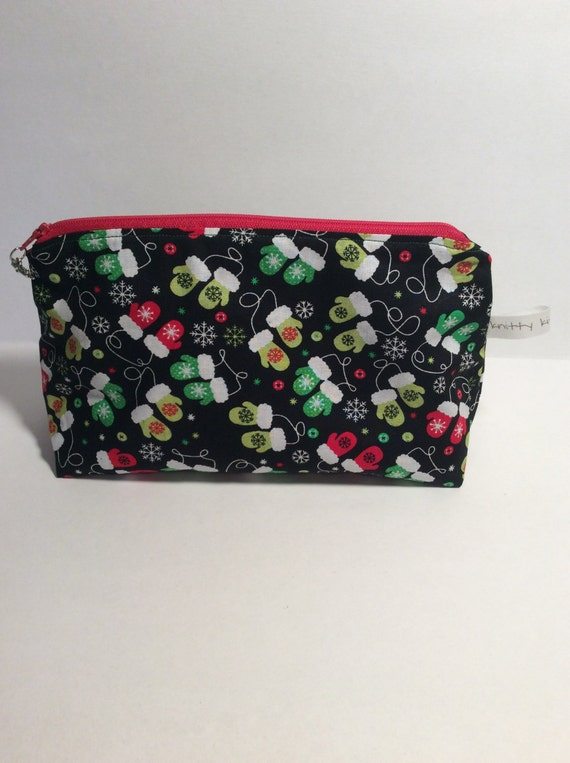 On Sale! Zippered Project Bag