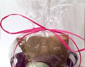 Sweet Pea Gift Basket, Spa gift Basket