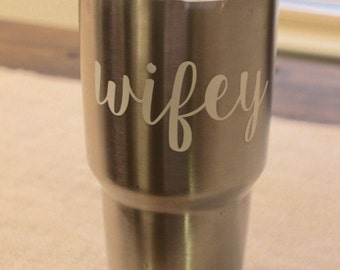 Wifey label