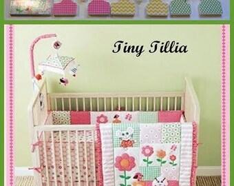 Tiny Tillia Wood Letters