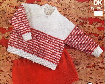 Baby Knitting Pattern Girls Knitting Pattern Bolero Baby