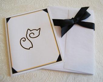 10 Cat Cards