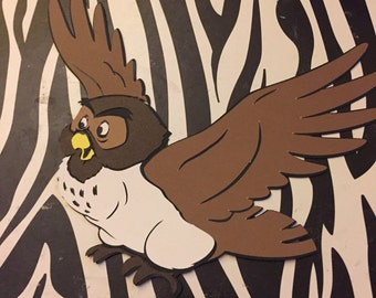 Owl-winnie the pooh