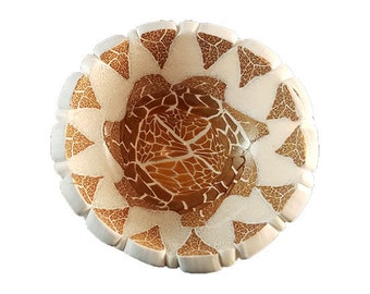 Handmade Polymer Clay Ring Bowl