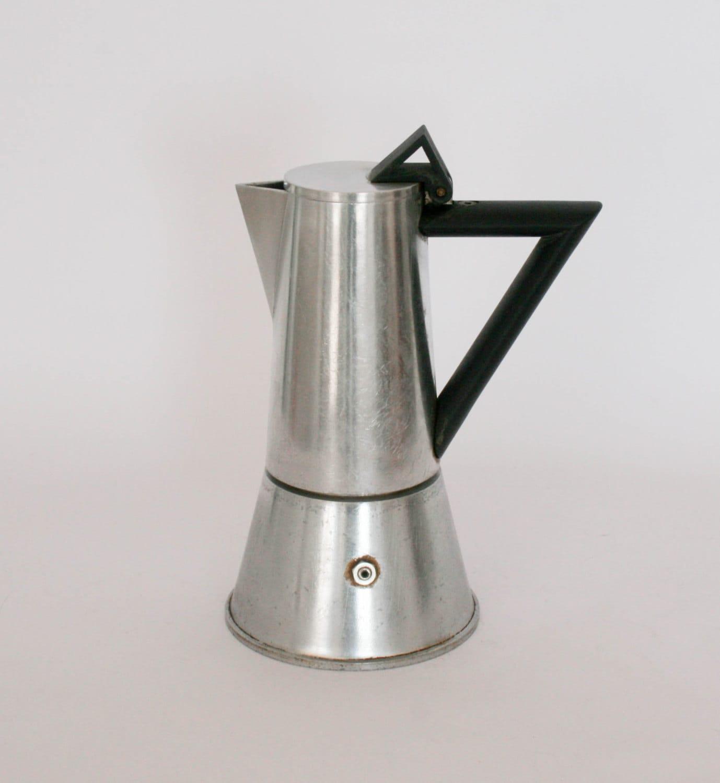 Italian Coffee Pot Maker Dies : Lagostina Vintage Italian Coffee Maker / Coffee Pot