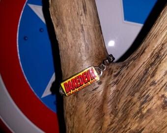 Marvel Daredevil Metal ID Bracelet