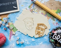 Your PORTRAIT, custom cookie cutter