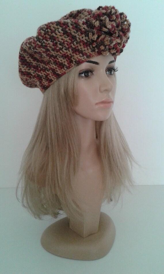 bonnet b ret chapeau fa on turban style boh me pour femme au. Black Bedroom Furniture Sets. Home Design Ideas