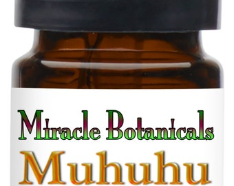 Miracle Botanicals Muhuhu - African Sandalwood Essential Oil - 100% Pure Brachyleana Hutchinsii - Therapeutic Grade...Free US Shipping